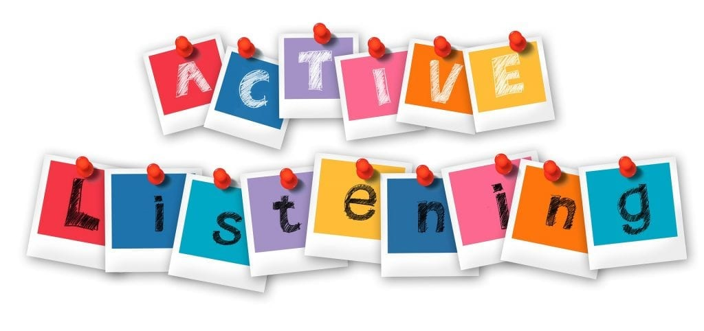 Effective listener