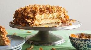 Cornflakes Cake