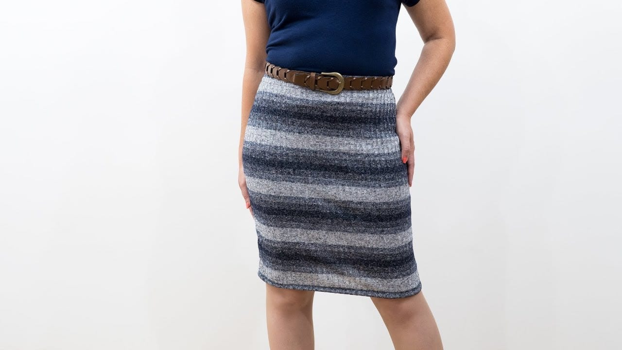 Handmade Pencil Skirt