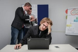 How to handle stress in the workplace