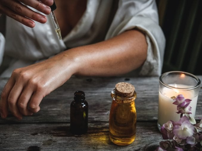How to make an easy perfume oil at home