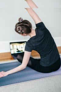 Simple and effective exercises to do at home