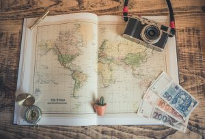 How to travel on a small budget