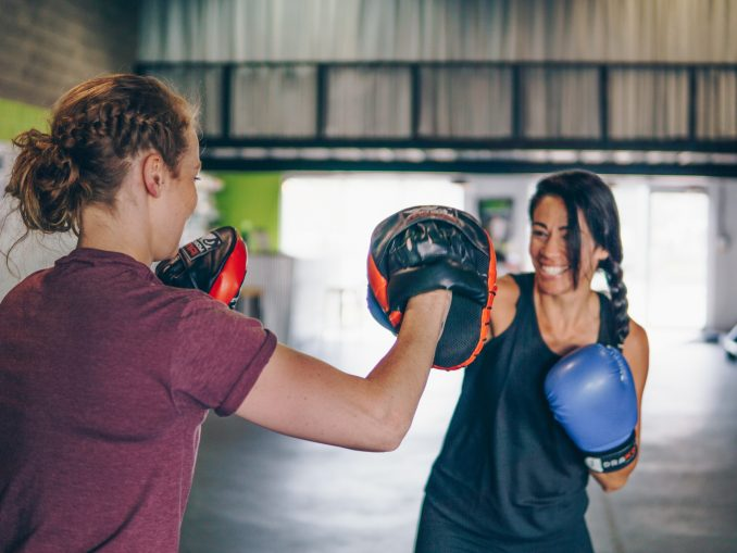 The importance of self defense training