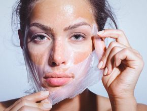 HOW TO: MAKE DIY PEEL OFF FACE MASK