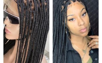 How to convert your old wig to a braided wig
