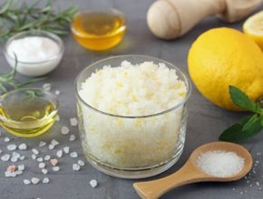 How to make easy DIY face and body scrub at home